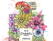 Chanel No.5 Advertisement