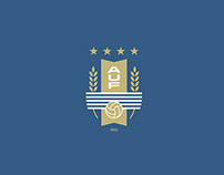 Asociación Uruguaya de Fútbol | Rebrand concept