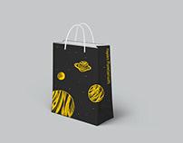 Hayden Planetarium Shopping Bag Design
