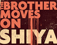 The Brother Moves On Cover Artwork