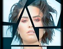 Cartaz Demi Lovato