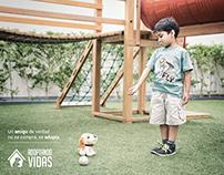 Adoptando Vidas (Campaña Publicitaria)