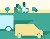 Moving Service Landing Page