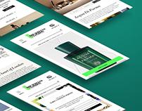 Brummells of London   Online Store Redesign