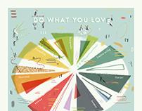 WIP Creativity Poster