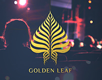 BRANDING // Golden Leaf