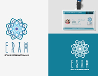 Logo Design - ERAM International School