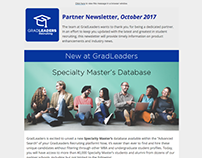GradLeaders | Customer Newsletter