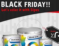 Sipes - BLACK FRIDAY - Social Media & Roll UP