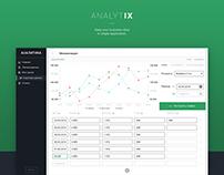 Analytix - Data Base for Enterprise