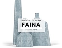FAINA | Set of Vases PAPIR