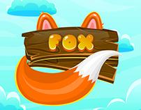 Fox game ui