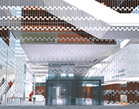Tokyo Fashion Museum - Proposal I