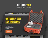 PelicasePro - Identity, web and app