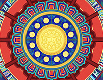 Oreo x the Forbidden City Campaign
