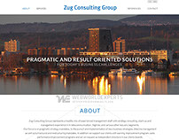 Zug Consulting Group - CMS Development