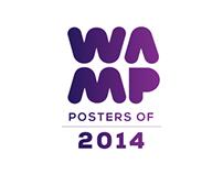 WAMP Posters - 2014