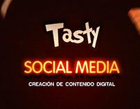 Social Media - Tasty Food