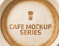Cafe Mock-us Set