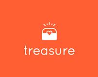 Treasure logotype
