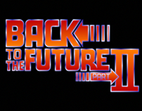 Back to the Future font