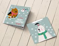 CHRISTMAS CARDS 2016