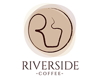 Branding - Riverside Coffee
