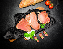 Polish traditional meats