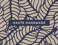 Haute Handmade Branding