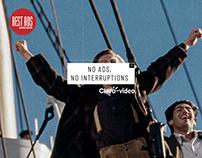 Claro Video - No ads, no interruptions