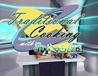 Film: Cooking in Space