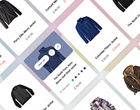 Web Design: Clothing and Fashion