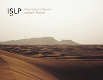 International Senior Lawyers Project | Visual identity