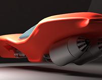 Future Race Car