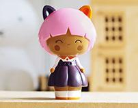 Momiji | Calico Doll