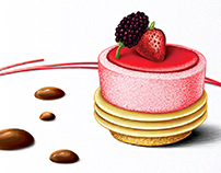 Food Illustrations (Volume:1)