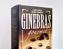 Packaging - Café Ginebras Gourmet