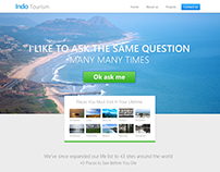 Indo Tourism - Armado HTML