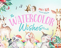 The Watercolor Wishes Bundle