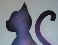 Gato Negro / Black Cat