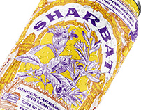 Sharbat Fizzy Drink