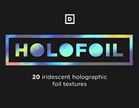 HoloFoil Holographic Foil Textures By:Design Dell