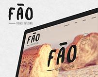 Web Design de Fão - Padaria Artesanal