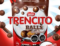Nestlé / Trencito BALLS