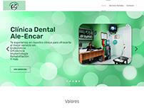 www.clinicadentalaleencar.cl