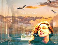 Logo Design + Cover Art for AERION