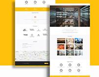 Hausen Responsive Web Site