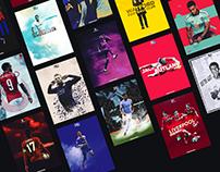 Premier League Countdown   Posters