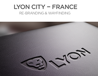 City Re-branding & Wayfinding