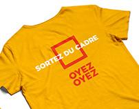 OYEZ OYEZ - Image de marque